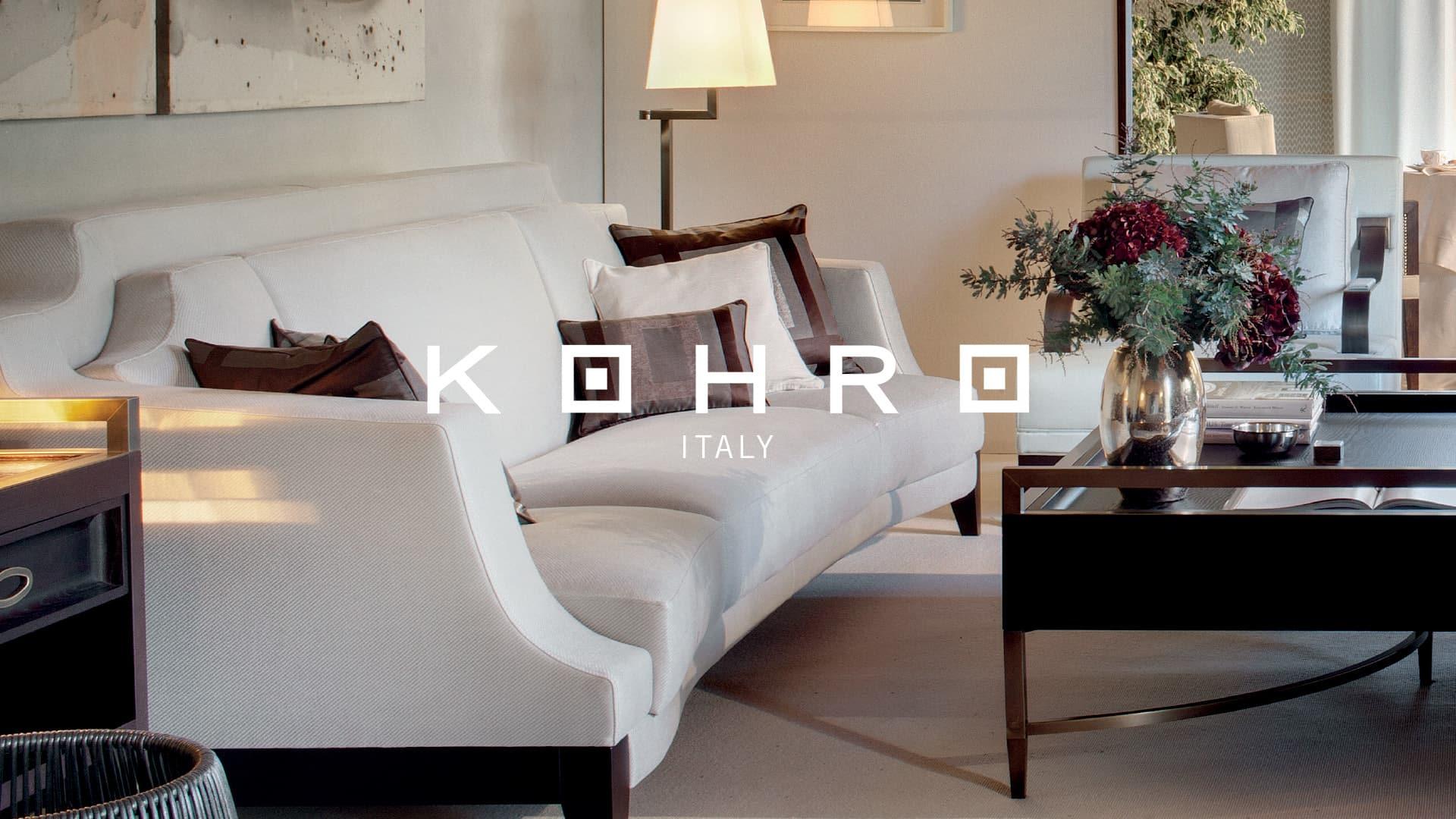 Moodbooks Kohro - Luxury Fabrics