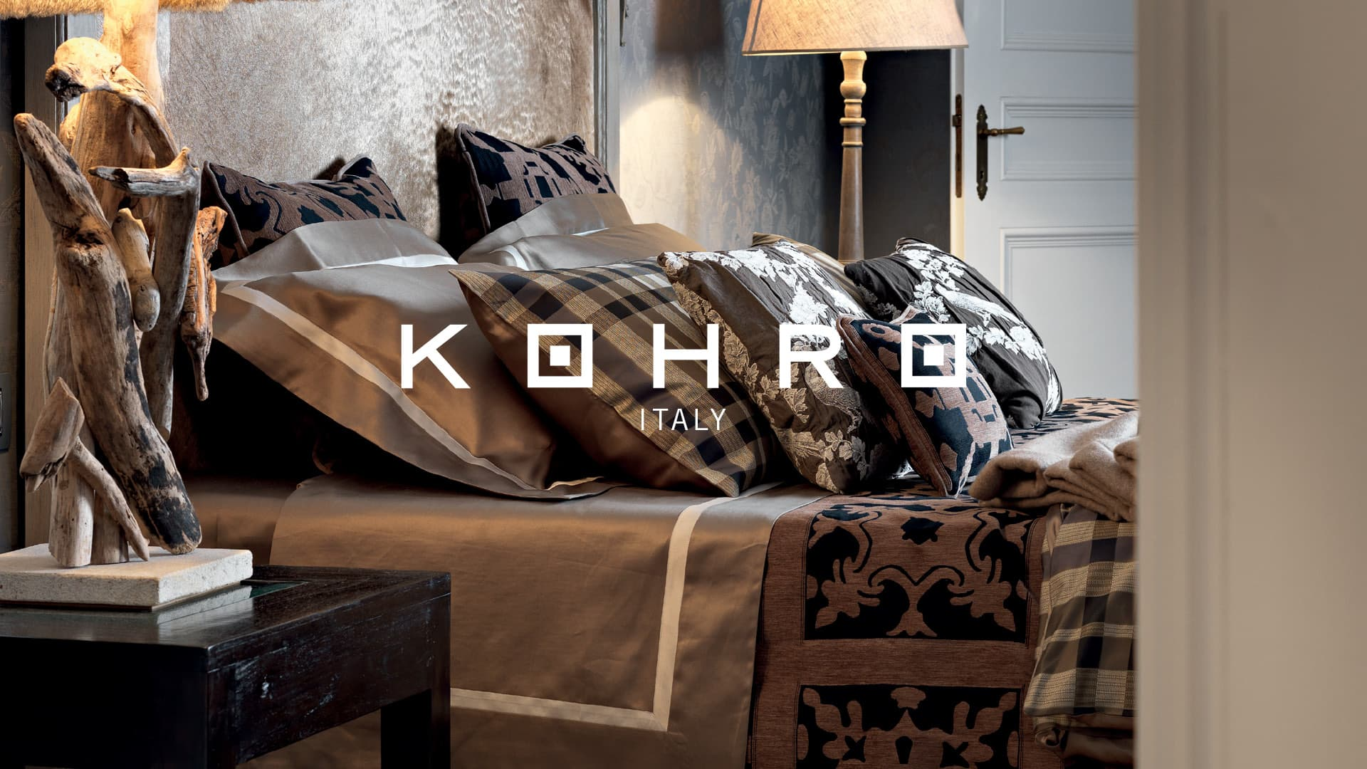 Kohro italian furniture bedroom