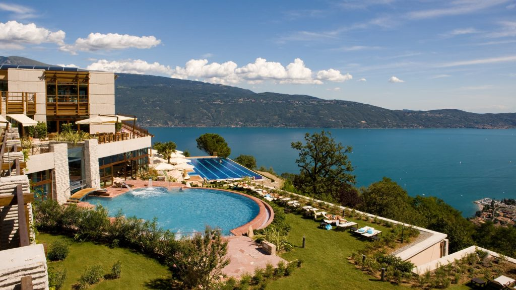Lefay Resort & Spa - Italian Luxury interiors - Lake Garda