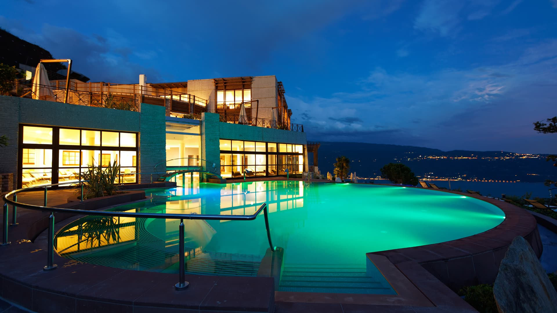 Lefay Resort & Spa - Italian Luxury interiors