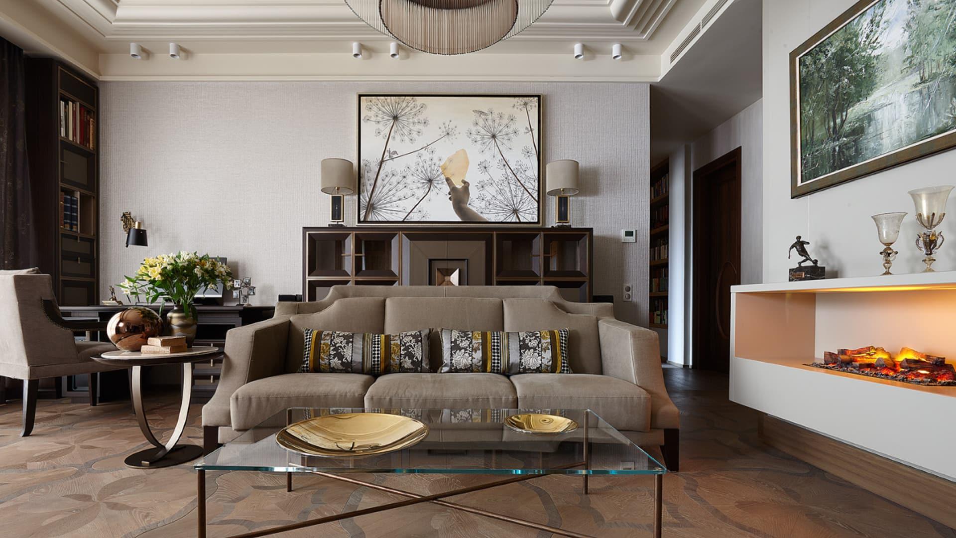Luxury interior fabrics