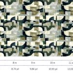 Luxury Fabric Wallcoverings - Grey Gold