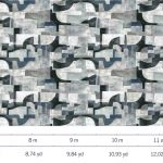 Luxury Fabric Wallcoverings - Blue Ash
