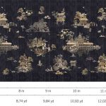 Luxury Fabric Wallcoverings - Ink