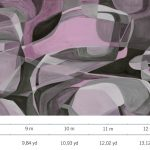 Luxury Fabric Wallcoverings - fuxia dusk